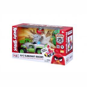 Angry Birds Slingshot Racers Πράσινο (82501)