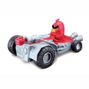Maisto Angry Birds Race Racers Κόκκινο (82502)