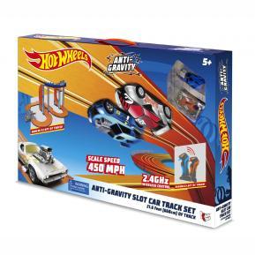 Kidz Tech Hot Wheels Slot Zero Gravity Car x 2 – 6,60m