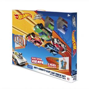 Kidz Tech Hot Wheels Slot Zero Gravity Car x 2 – 13,0m