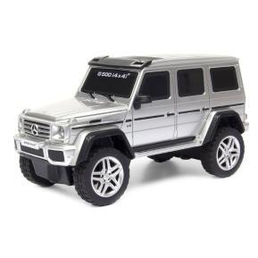 Kidztech Τηλεκατευθυνόμενο Mercedes Benz G500 R/C 1:26 Silver