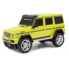 Kidztech Τηλεκατευθυνόμενο Mercedes Benz G500 R/C 1:26 Yellow
