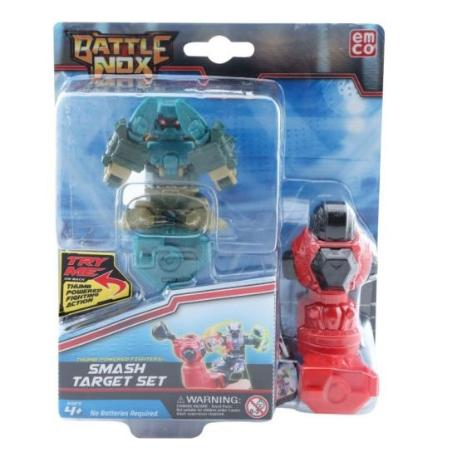 Battle Nox Trainer Set Smash Target Set Green (9308)-1