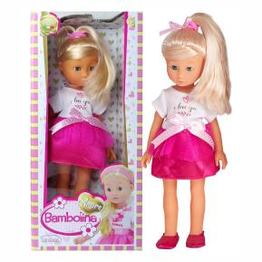 Bambolina Amore 35cm Fashion Doll (BD1816)