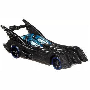 Hot Wheels Αυτοκινητάκι Batman - Batmobil Μαύρο (FKF36)