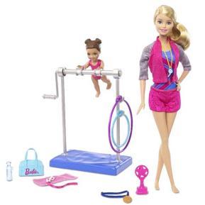 Barbie Σετ Επαγγέλματα  Γυμνάστρια