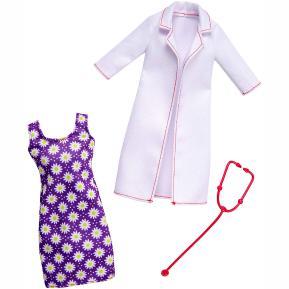 Mattel Barbie Σύνολα Καρίερας - Γιατρός (FND49)