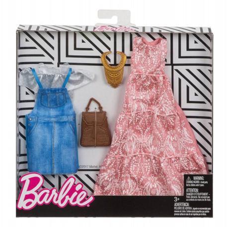 Barbie Μόδες -Σετ Των 2 No 3 (FKT27)-1