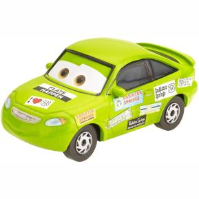 Mattel Cars - Nick Stickers (DXV29)