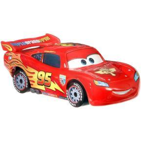 Cars - Lightning McQueen με αγωνιστικές ρόδες (DXV29)