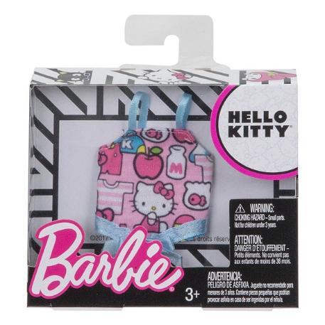 Barbie Ρούχα - Μπλούζες Hello Kitty No2-0