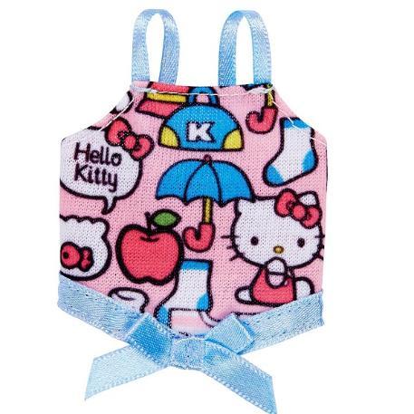 Barbie Ρούχα - Μπλούζες Hello Kitty No2-1