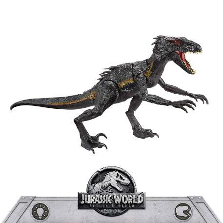 Justice League Δεινόσαυρος Indo Raptor-0