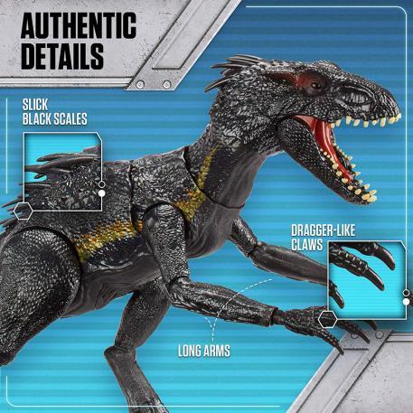 Justice League Δεινόσαυρος Indo Raptor-2