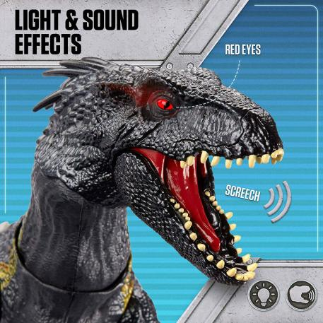 Justice League Δεινόσαυρος Indo Raptor-3