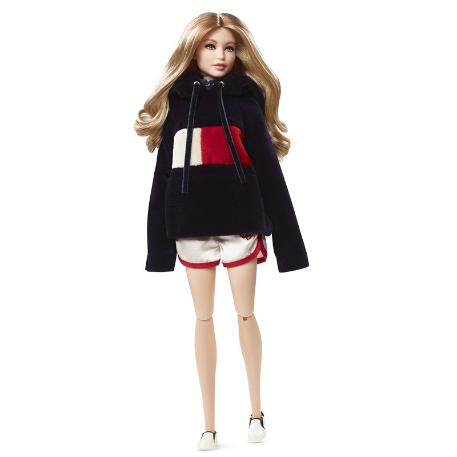 Barbie Συλλεκτική - Tommy Hilfiger X Gigi (Black Label)-0
