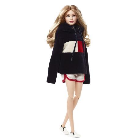 Barbie Συλλεκτική - Tommy Hilfiger X Gigi (Black Label)-2