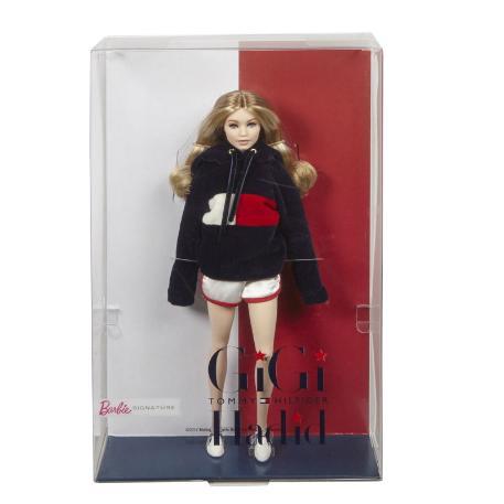 Barbie Συλλεκτική - Tommy Hilfiger X Gigi (Black Label)-3
