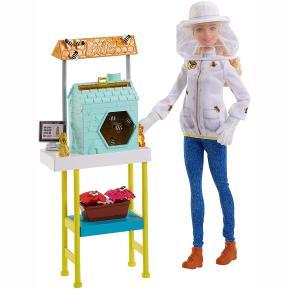Barbie Ξανθιά Μελισσοκόμος (DHB63)