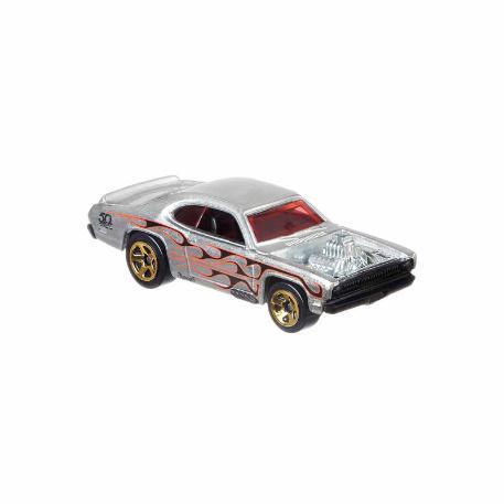 Hot Wheels Επετειακά Αυτοκινητάκια Zamac Plymouth Duster Thruster (FRN23)-0