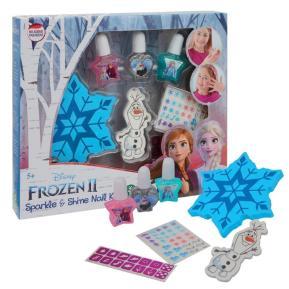 Disney Frozen 2 Σετ Νυχιών Για Λάμψη (FRN61111)