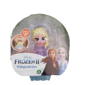 Disney Frozen II Whisper & Glow Φιγούρα Elsa (FRN72000)