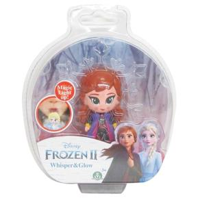 Disney Frozen II Whisper & Glow Φιγούρα Anna (FRN72000)