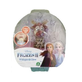 Disney Frozen II Whisper & Glow Φιγούρα Sven (FRN72000)