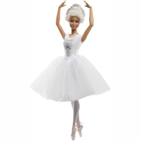 Barbie Συλλεκτική Μπαλαρίνα - Καρυοθραύστης-0