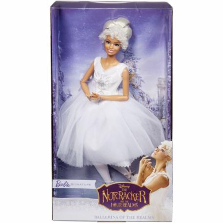 Barbie Συλλεκτική Μπαλαρίνα - Καρυοθραύστης-2