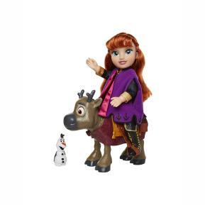 Giochi Preziosi Frozen II Κούκλα Άννα 30cm , Σβεν & Όλαφ FRN92000