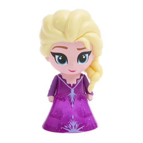 Giochi Preziosi Disney Frozen II Φιγούρες με Φώς Elsa Μωβ Φόρεμα (FRNB5000)-0