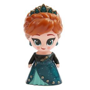 Giochi Preziosi Disney Frozen II Φιγούρες με Φώς Anna Σκούρο πράσινο Φόρεμα (FRNB5000)