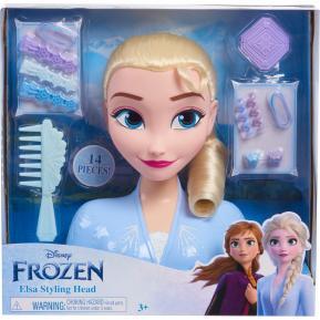 Giochi Preziosi Frozen II Elsa Κεφάλι Ομορφιάς Basic FRND2000