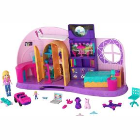 Polly Pocket Mini - Το Δωμάτιο της Polly (FRY98)