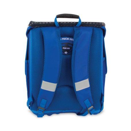 Τσάντα Δημοτικού Extreme4me Formula 65144-2