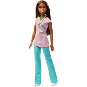 Mattel Barbie Επαγγέλματα Νοσοκόμα Μελαχρινή