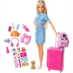 Barbie DHA - Barbie Έτοιμη Για Ταξίδι