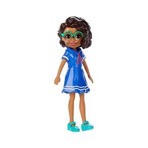 Mattel Polly Κούκλα με αξεσουάρ - Shani No1 (FWY19)