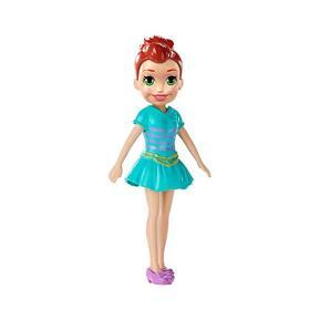 Mattel Polly Κούκλα με αξεσουάρ - Lila No1  (FWY19)