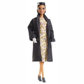 Mattel Barbie Inspiring Women - Rosa Parks (FJH62)