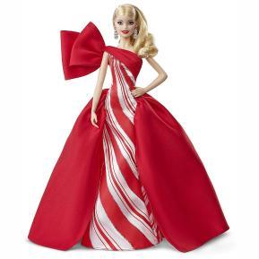 Συλλεκτική Κούκλα Barbie Holiday 2019 (FXF01)