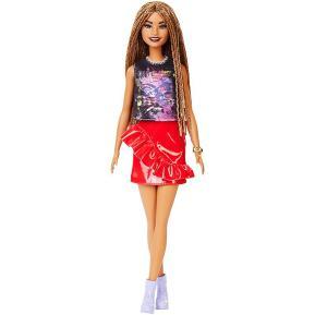 Mattel Barbie Νέες Fashionistas No123 (FBR37)