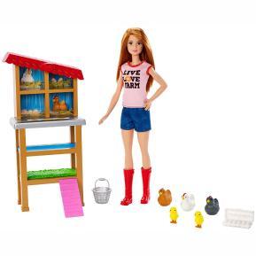 Barbie Κτηνοτρόφος (DHB63)