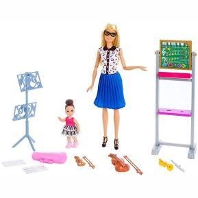 Barbie Δασκάλα Μουσικής (DHB63)
