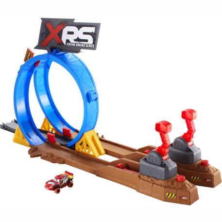 Cars 3 Πίστα Αγώνων & Σύγκρουσης Xrs Crash Challenge-0
