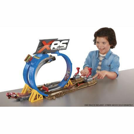 Cars 3 Πίστα Αγώνων & Σύγκρουσης Xrs Crash Challenge-1