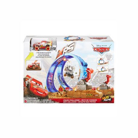 Cars 3 Πίστα Αγώνων & Σύγκρουσης Xrs Crash Challenge-2