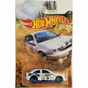 Hot Wheels 2019 Backroad Rally Series Ford Escort 1/6 (GDG44)