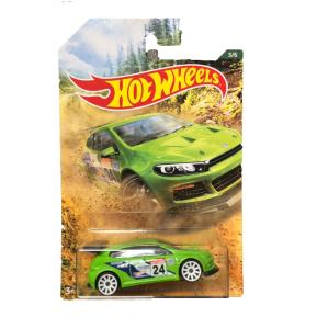 Hot Wheels 2019 Backroad Rally Series Volkswagen Scirocco GT24 3/6 (GDG44)